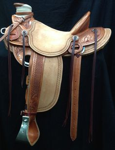 Welcome to LJ's Saddlery, Custom Saddles made by John Willemsma - Saddles for Sale