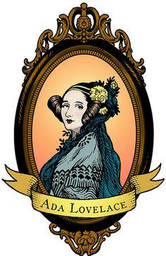 Día de Ada Lovelace, la primera programadora / @diarioturing | #AdaLovelaceDay