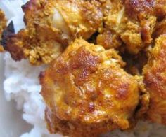 Garam masala and curry powder meet pastured chicken...for a quick and easy dinner that is WAY too good!
