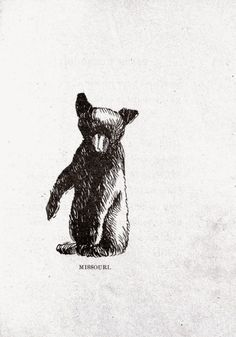 Vintage Bear Printables :: M A K E Blog