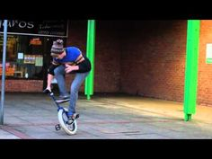 Voodoo Unicycles - How to Rolling Wrap Tutorial - YouTube - I am sooo close.