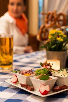 Paulaner Biergarten im The Westin Grand Hotel München - Arabellastraße -  #munich #wiesn #oktoberfest