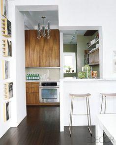 Decidedly Un-White: 14 Warm Wood Kitchens