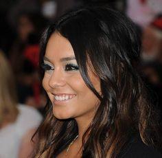 20 Celebrity Photos That Prove Ombre Hair Color is Here to Stay Dark Ombre Hair, Ombre Hair Color, Dark Hair, Vanessa Hudgens, Hair Colours 2014, Brown Hair Colors, 2015 Hairstyles, Pretty Hairstyles, Black Hairstyles