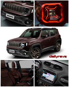Jeep Renegade, Jeep Brand, Nissan Rogue, Car Shop, Aluminum Wheels, Black Accents, Fuel Economy, Car Detailing, Cars