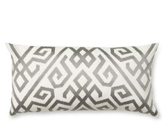 WSHome_Ikat Geometric Pillow Cover