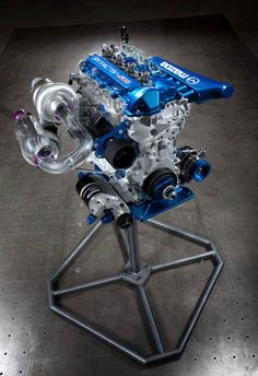Meet Mazda's all-new, twin-turbo, SKYACTIV-D® competition engine!