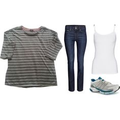 """""""P333 Summer 2014 Casual Outfit 6th July"""" by mariek76 on Polyvore"""
