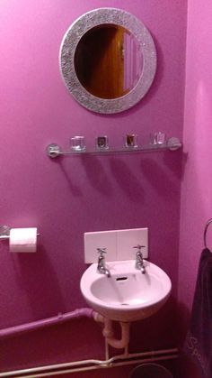 Downstairs Toilet, Wall Lights, Sink, Bathroom, Lighting, Home Decor, Sink Tops, Washroom, Appliques