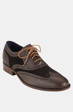 Cole Haan  Wingtip Oxford.
