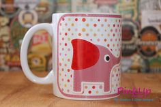 Caneca Elefante