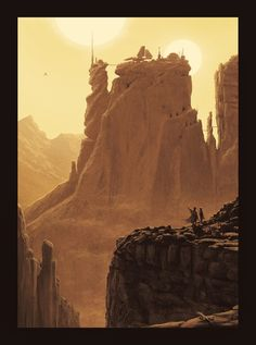 Desert Sands - JC Richard