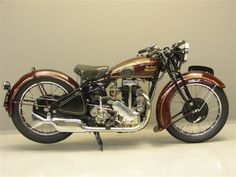 1932 Rudge Whitworth Special