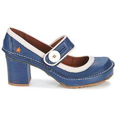 Court-shoes Art TATE MARINE / BEIGE