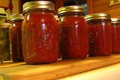 Annie's Salsa recipe-Tastes just like Pace and is safe to can!
