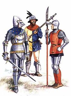 Osprey Men-at-Arms 136 - Italian Medieval Armies 1300–1500