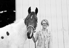 Love this one of me and Rebel
