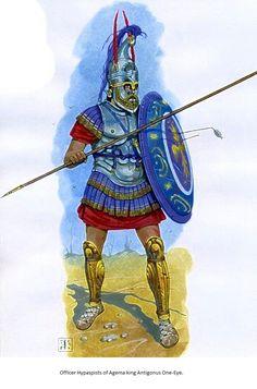 Ipaspista, IV-III secolo a.C.