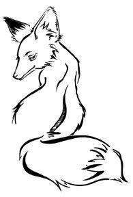 Vixen fox
