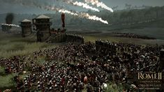 The Battle of Alesia was a decisive Roman victory in Julius Caesar's Gallic Wars in September 52 BCE. Roman commander Julius Caesar (100-44 BCE) and his legions faced a united Gallic army under the command of Vercingetorix (82-46 BCE), chief of the Arverni, at the hilltop fort or oppidum of Alesia, in modern-day eastern France. Battle Of Alesia, Roman Legion, History Encyclopedia, The Siege, Julius Caesar, Total War, Ancient Rome, World History, Historian