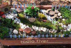 7+ Best Fairy Garden Ideas for Your Inspiration Fairy Garden Images, Fairy Garden Pots, Fairy Garden Ornaments, Fairy Gardening, Fairies Garden, Organic Gardening, Garden Art, Garden Pests, Garden Crafts