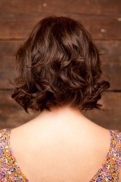The hair (cut and style) that I want! Maybe a bit longer though.