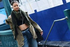 Street Style at the Fall 2014 Fashion Shows