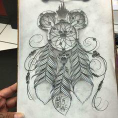 Dream Catchers Palmer Ma Disney dream catcher Tattoos Pinterest Disney dreams Dream 27