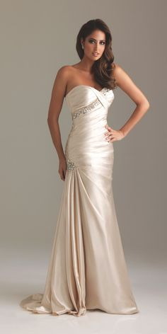 Night Moves Prom Dress 6489...Golden Asp...$358.00