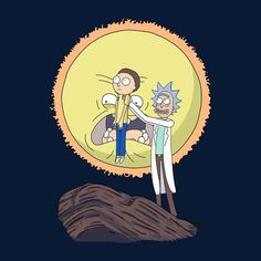 Rick And Morty Science King