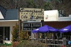 The Emerywood Fine Foods is a hot spot around High Point! Come check it out, located at 130 W Lexington Ave. #HPMKT