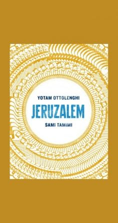 Kookboek Jeruzalem - Yotam Ottolenghi - 34,95 euro - via meederheid van de boekhandels