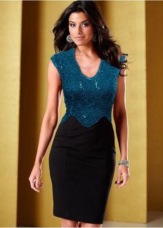 Sukienka Stylowa sukienka bez rękawów z • 159.99 zł • bonprix