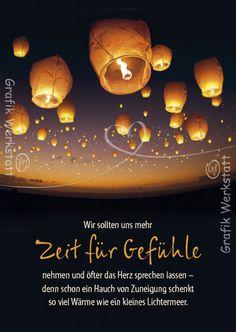 Zeit für Gefühle - Postkarten - Grafik Werkstatt Bielefeld