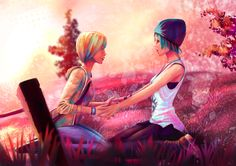 [Finally got to play through all of episode one of Life is Strange. Amazing start.] http://dismembered-girl.deviantart.com/art/Life-is-Strange-with-drugs-Max-stop-deconning-513408772