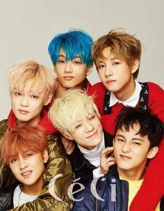 NCT Dream-ceci magazine