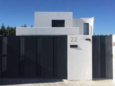 MODULAR HOME ha realizzato questa casa unifamiliare a Madrid…