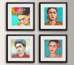 FRIDA THINKS Already off original price. Bring the colors and spirit of Mexico to your home! This beautiful print of the talented Mexican Mural Wall Art, Home Decor Wall Art, Think Poster, Spanish Pictures, Kahlo Paintings, Frida Art, Dream Art, Mexican Folk Art, Wall Art Pictures