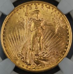 Other Us Coins Smart Us 1915 Gold Double Eagle Ngc Ms61 Saint Gaudens Better Date