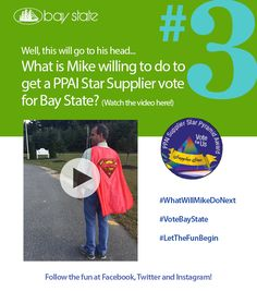 What is Mike Doing to Get Your PPAI Star Supplier Vote Today?