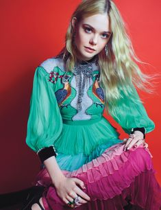 Elle Fanning Just Turned Afterparty Age