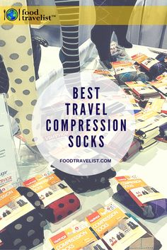 Check out our research on the best travel compression socks. We'll show you why you need to consider adding these game-changing socks to your travel must-have list.
