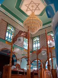 Visit the ancient synagogue on the island of Djerba. Jews have lived peacefully here since the time of the first diaspora in the 6th century BC