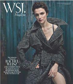 Actress Rachel Weisz covers the September 2011 issue of WSJ magazine. Daniel Craig Rachel Weisz, Girl Boss, My Girl, Wsj Magazine, Magazine Covers, Vogue, Beautiful Actresses, Gorgeous Women, Simply Beautiful