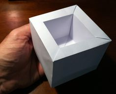 Origami Masu - with How To