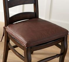 Beau PB Classic Leather Dining Chair Cushion