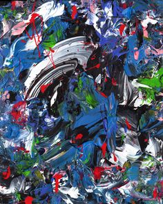 """Saatchi+Art+Artist+Terry+Castle;+Painting,+""""Fish+Out+of+Water""""+#art"""