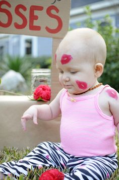 Valentine's Baby - Photos By Kelly