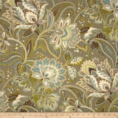 Swavelle/Mill Creek Valdosta Heather, Finally I found the rest of my fabric to finish my last panel. This is very very hard to find!!