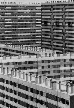 La Courneuve, France 1978 by Sebastiao Salgado